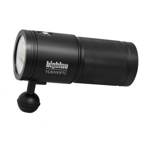 Lampe BigBlue VL8000P tricolor