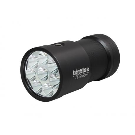 Lampe BigBlue TL8000P