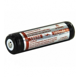 Batteries X-Tar Li-Ion 3.7V Scubapro