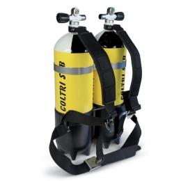 Sangles pour bi bouteilles travaux sous-marins
