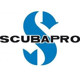 Boucle Scubapro pour fixation poche à plomb gilet x-one