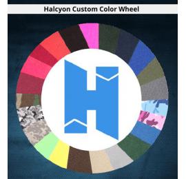 Personnalisation Halcyon couleur de wing