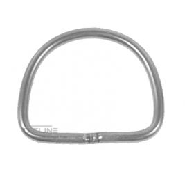 D-ring inox Tecline