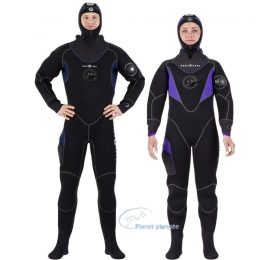 Aqualung vêtement sec BLIZZARD PRO 4mm Destockage Femme ML