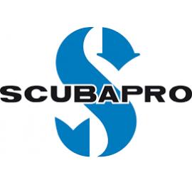 Kit Scubapro clip pour anneaux de collerette pour vêtement étanche