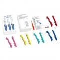 Pack couleurs Aqualung pour couteaux squeeze
