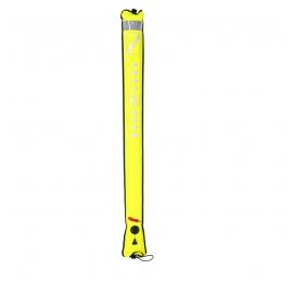 Parachute de palier Aqualung jaune fermé