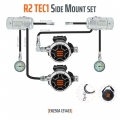 Pack Détendeur Tecline DIR Set R2 TEC sidemount
