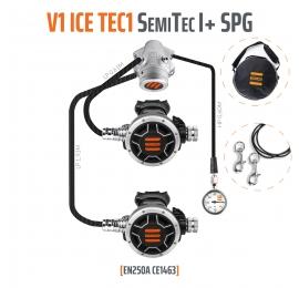Pack Détendeur Tecline V1 semi tec