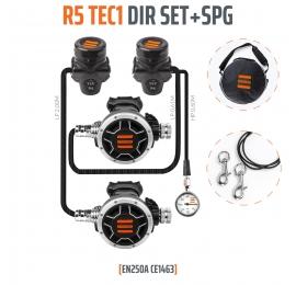 Pack Détendeur Tecline R5 Tec1 DIR