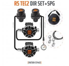 Pack Détendeur Tecline R5 Tec2 DIR