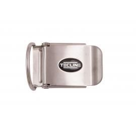 Boucle Inox Tecline avec D-ring