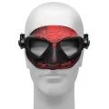 Masque C4 Falco Camo Rouge