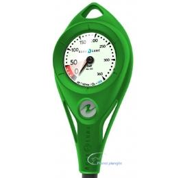 Manomètre Aqualung AL50 court Nitrox/Oxygène 300 bar