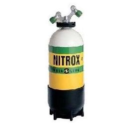 Blocs S Nitrox 12l 232b Robinet T.a.g O²
