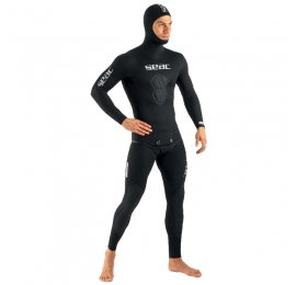 Combinaison Seac Black Shark Homme 7mm