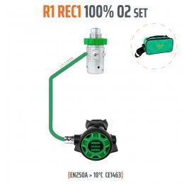 Détendeur Tecline R1 pro O2