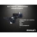 Kit Bersub Fixation Gopro vis1/4