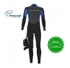 Combinaison BALI 3 mm Homme Aqualung Destockage