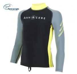 Top Rashguards manches longues junior aqua lung