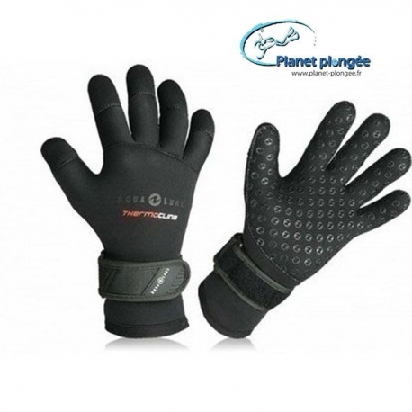 Gants THERMOCLINE 3mm Aqualung