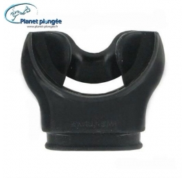 Embout Aqualung Comfo silicone noir