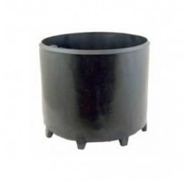 Culot Aqualung pour bloc de plongée de 12 court et 15 litres