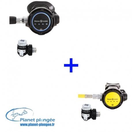 Aqua Lung Pack DETENDEUR Core Supreme Core Partner DIN