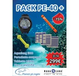 Pack PE-40 PREMIUM