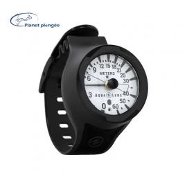 Profondimètre analogique bracelet Aqua Lung