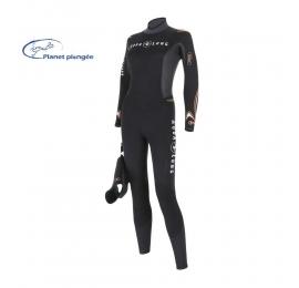 Combinaison Aqualung Dive sans cagoule 7mm Femme