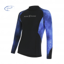 Rash Guard Galactic manches longues homme Aqua Lung New 2017