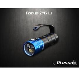 Phare Bersub Focus 2/6 Fluo Lithium New 2017