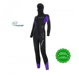 Combinaison Aqualung Bering Comfort 6.5mm Femme