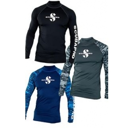 RASH GUARD M L Homme Scubapro New