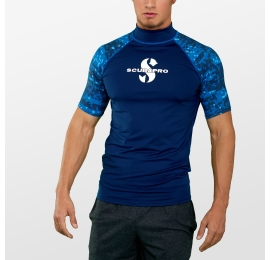 RASH GUARD M C Homme Scubapro New