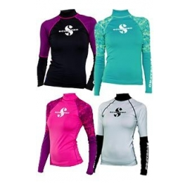 Rash Guard Femme ML Scubapro New