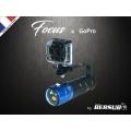 Phare Bersub Focus 4/12 Lithium