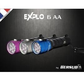 Phare Bersub Explo 6 AA