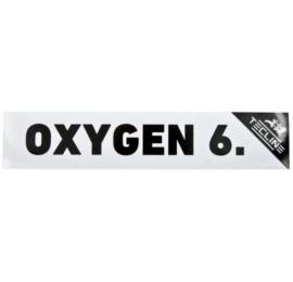 Autocollant Oxygene Tecline